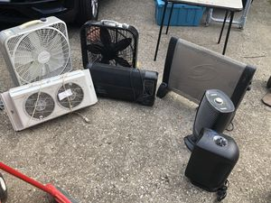 HeatersFans for Sale in Lexington, KY