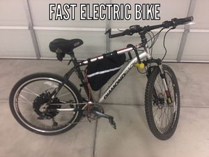 Fast Electric Bike for Sale in Tempe, AZ