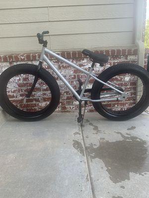 Mongoose fat tire bike for Sale in Derby, KS