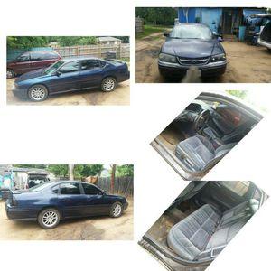2000 chevy impala 3.8 for Sale in Dallas, TX