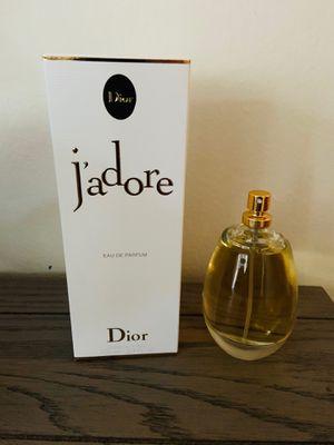 J'adore open bottle 3.4 oz for Sale in Royal Oak, MI