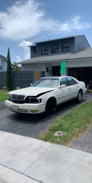 1998 Infiniti Q45 Y33 part out for Sale in Pembroke Pines, FL