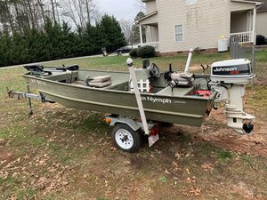 14ft Sea Nymph for Sale in Mocksville, NC