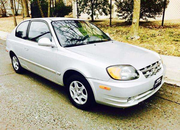 """2003 Hyundai Accent """" Low Miles"""