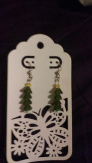 Christmas Tree Earrings for Sale in Oakley, CA