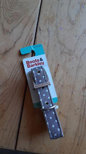 Boots & Barkley medium dog collar for Sale in Yucaipa, CA
