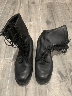 Corcoran RO search military boots size 12 wide AR670-1 compliant for Sale in Rancho Cucamonga, CA