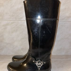 Michael Kors Womens Black Boot for Sale in Addison, IL