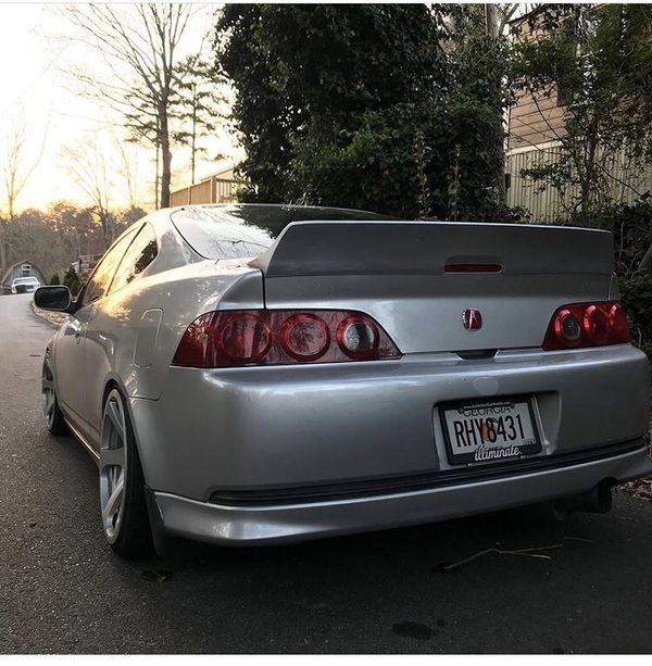 RSX DC5 Spoiler Duckbill Acura For Sale In Los Angeles, CA