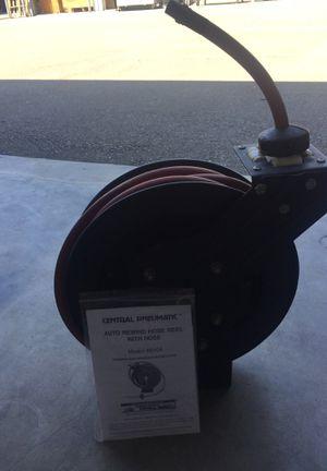 Automatic Air Hose Rewind Hose Reel for Sale in Lodi, CA