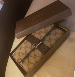 ORIGINAL GUCCI WALLET. Yes, Still Available for Sale in Westchester, CA