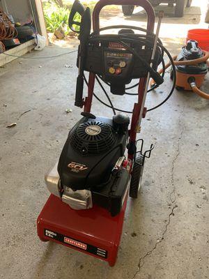 Craftsman 2800 psi pressure washer for Sale in Oak Park, MI