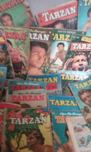 Tarzan comic for Sale in Mountainair, NM