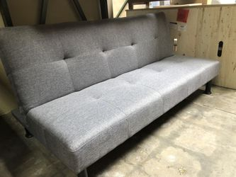 🔥New! Grey comfy sofa bed sleeper futon for Sale in Escondido,  CA