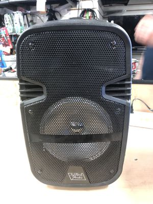 ShopTech Audio Speaker Selling for parts $20 .. for Sale in Baltimore, MD