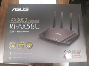 Asus wifi router for Sale in Las Vegas, NV