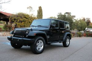 2014 Jeep Wrangler Unlimited for Sale in Fullerton, CA