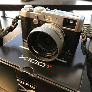 Fujifilm x100t for Sale in Tempe, AZ