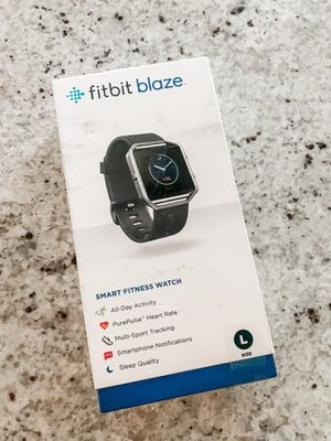Fitbit Blaze - brand new never opened in original box for Sale in Queen Creek, AZ