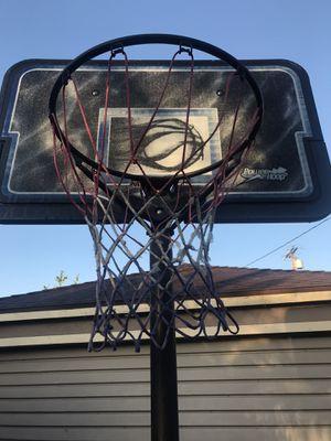 Lifetime basketball hoop!! for Sale in El Monte, CA