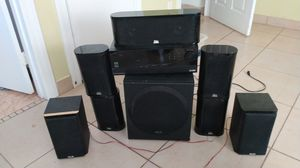 Speakers and audio system for Sale in Phoenix, AZ