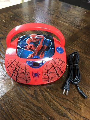 Spider-Man CD player for Sale in Dearborn, MI