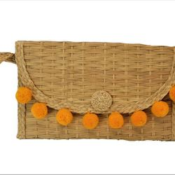 Clutch Bags In IIraca Straw Handmade From Colombia for Sale in La Verne,  CA