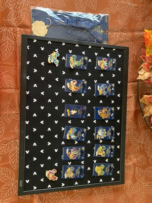 Limited release disney pins! for Sale in Fort Lauderdale, FL