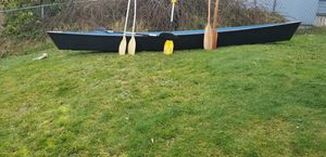 """16"""" flat bottom canoe for Sale in Gold Bar, WA"""