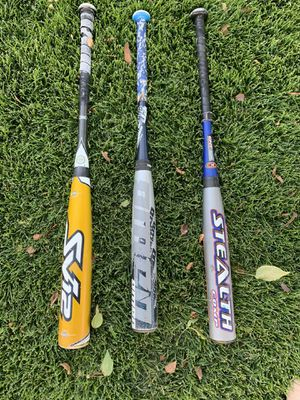 Baseball bats for Sale in Palmdale, CA