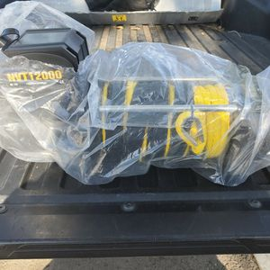 Off Road Winch : 12v NVT 10,000lbs for Sale in San Diego, CA