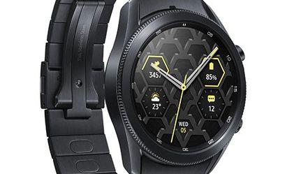 Samsung Galaxy Watch 3 Titanium 45mm BT Mystic Black for Sale in Redmond,  WA
