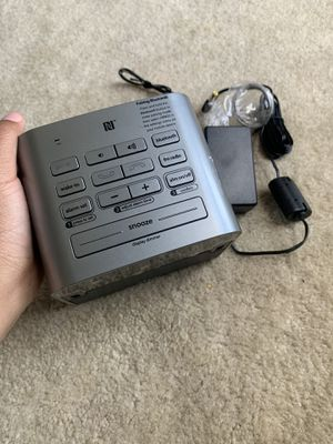 iHome speakers, alarm, Bluetooth,and Radio all in one for Sale in Arvada, CO