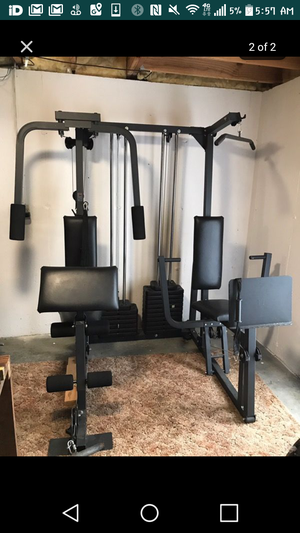 Multiple workout for Sale in St. Louis, MO
