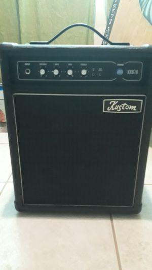Kustom KXB10 Bass amp like new for Sale in Dunedin, FL