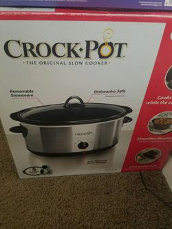 🔥💯BRAND New Crock Pot for Sale in Columbus,  OH