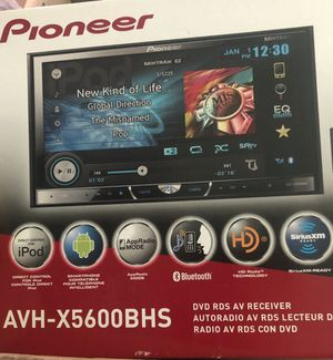 Pioneer car radio/dvd receiver for Sale in Missouri City, TX