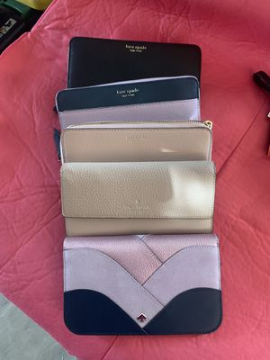 Brand new original Kate spade wallets $60 each for Sale in North Las Vegas, NV