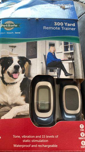 Remote waterproof multi dog training 15 modeshock collar for Sale in Orlando, FL