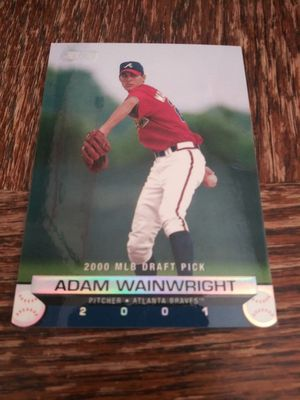 Wainwright and sizemore rookies for Sale in Wichita, KS