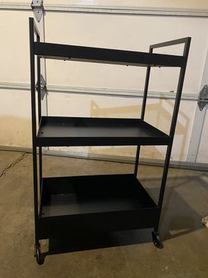 Rolling Cart- GENTLY USED for Sale in Fullerton, CA