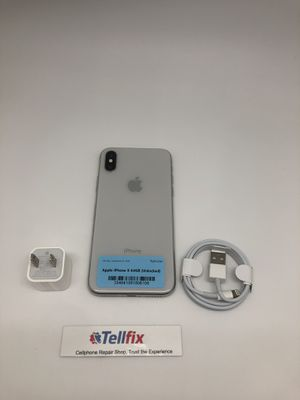 🔥🔥🔥iPhone X ✅64GB ✅💯Unlocked 💯🔥🔥🔥 for Sale in Tampa, FL