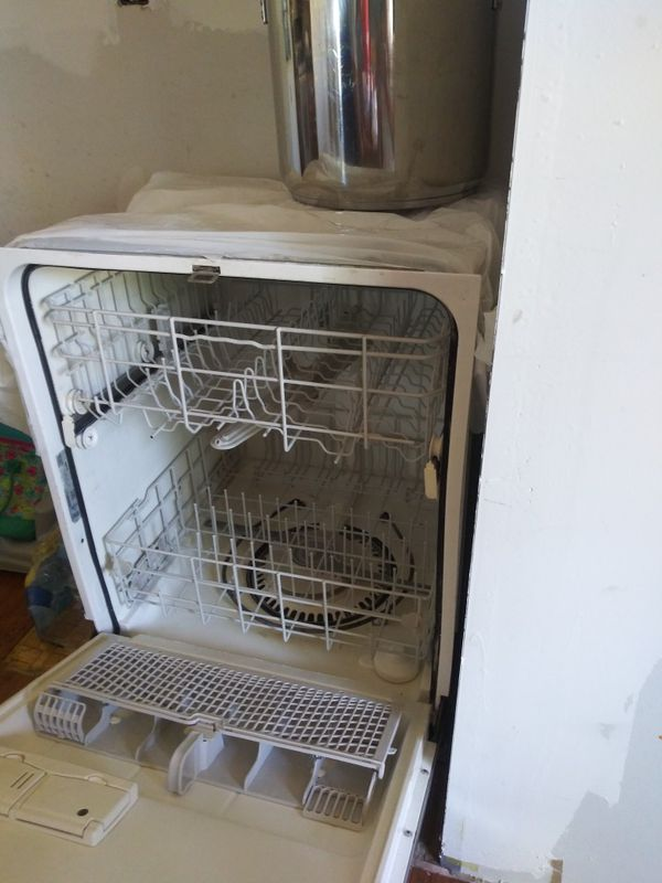 Dishwasher, Whirlpool