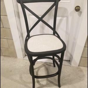 Set of 2 Restoration Hardware Bar stools for Sale in East Brunswick, NJ
