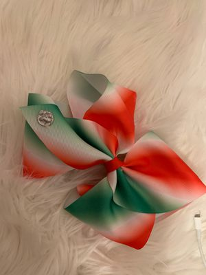 Green and red new jojo bow! for Sale in Galt, CA