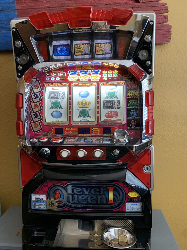 Fever queen slot machine manual