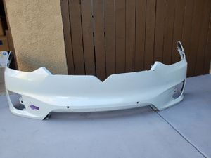 Tesla model X 2016 2017 2018 2019 front bumper for Sale in Lawndale, CA