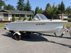 1970 Seaswirl boat 15ft for Sale in Monroe, WA