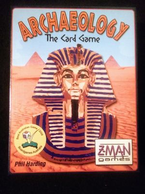 Archaeology the card game for Sale in Mount Vernon, WA
