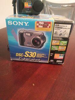 Sony digital camera for Sale in Ocala,  FL